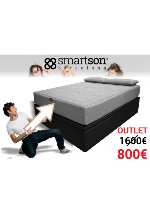 Smartson Doble Sport  160x200x25+2