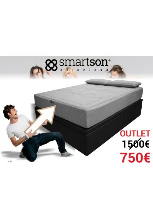 Smartson Doble Sport  160X190X25+2